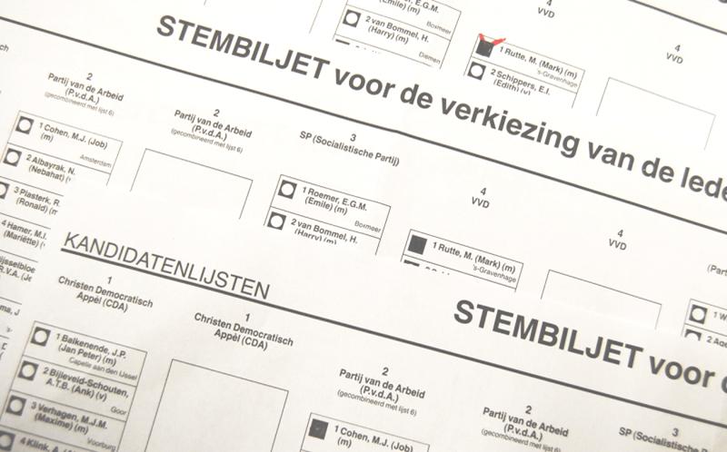 stembiljetstock